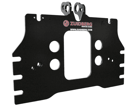 DIN MOUNTING PLATE
