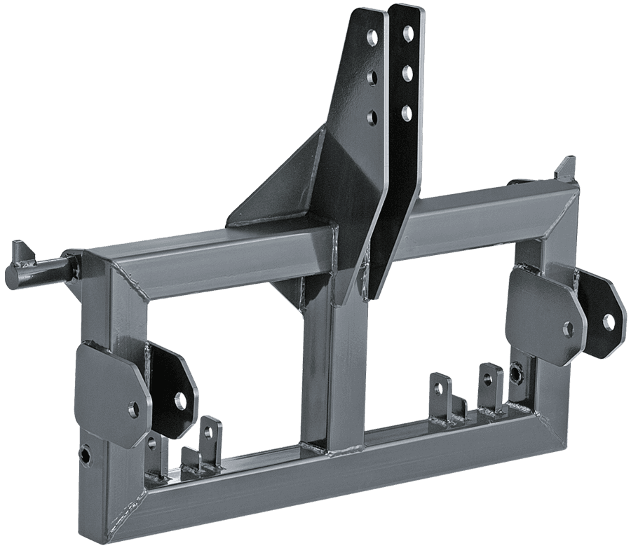 THREE-POINT HITCH COUPLER
