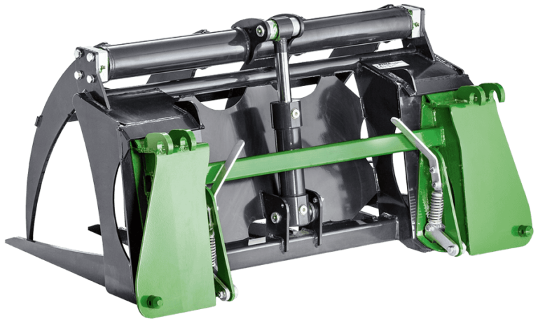 Implement Adapter for John Deere Compact Front Loader
