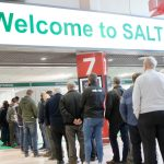 SALTEX has spring in its step
