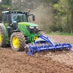 Seeding into ploughing? Why you need a front-mounted press.