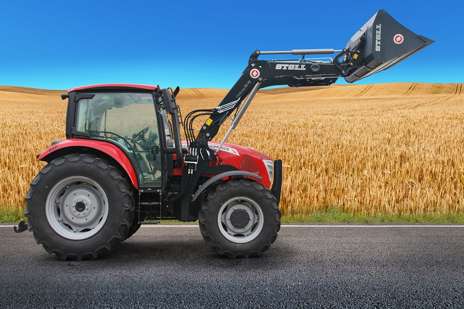 New front loader options take McCormick performance to new heights