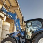 Cool in blue – Stoll and the latest New Holland T5 a perfect match