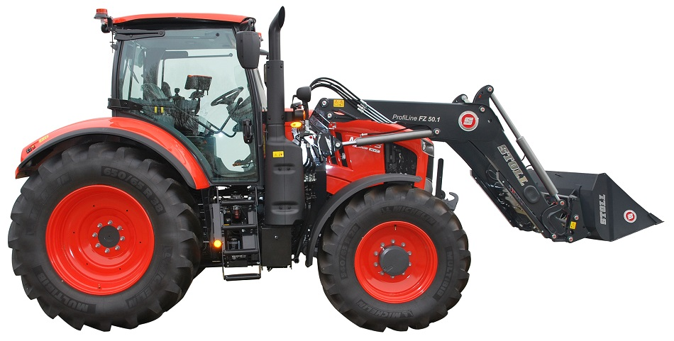 Give your Kubota M 7003 Series tractor more up front with Lynx